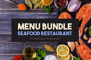 Seafood Menu Bundle