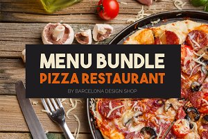 Pizza Menu Bundle