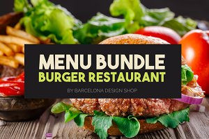 Burger Menu Bundle