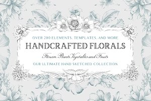 Handcrafted Flowers & Plant Kit