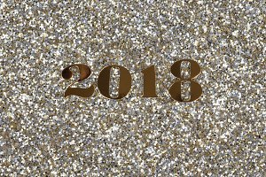 Golden 2018 on Glitter