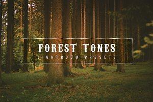 Forest Tone Lightroom Presets