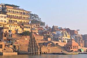 Scindhia Ghat, Varanasi
