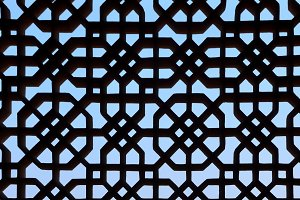 Islamic window