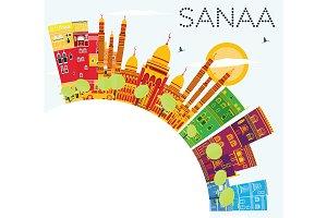 Sanaa (Yemen) Skyline