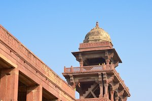 Fatehpur ruins