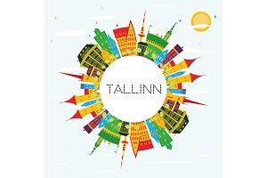 Tallinn Skyline