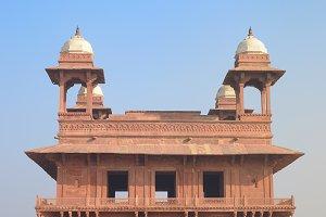 Fatehpur hall