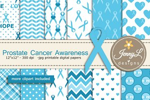 Prostate Awareness Digital Papers