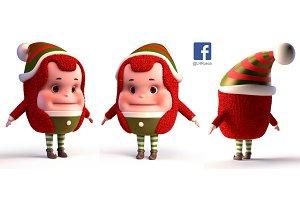 ChristmasElf01