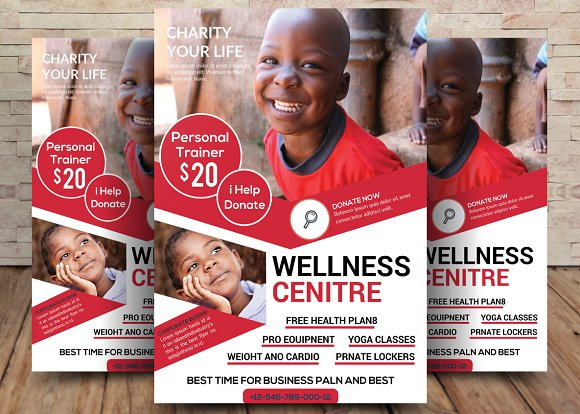 charity fundraisers flyer flyers