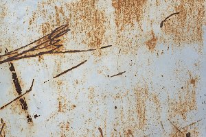 rusted steel metal texture background