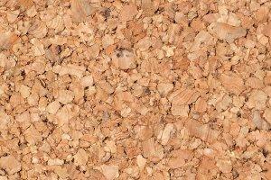 brown cork texture background