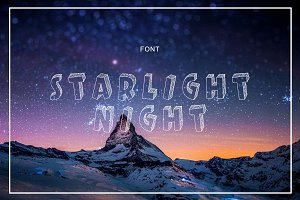 Font. Space