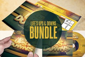 Life's Ups and Downs Print Bundle