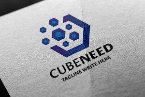 Cube Need Logo