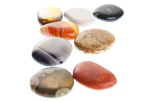 Colorful Stones Collection
