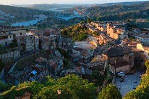 Sunrise Stilo village, Calabria
