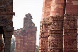 The Qutub Minar In Delhi