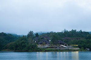 Riverside Resort.