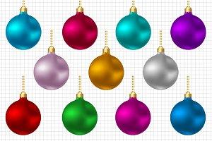 Christmas Decor / Christmas Balls