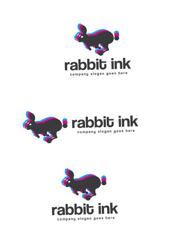 Rabbit Ink Logo