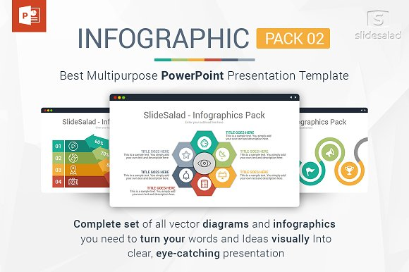 best powerpoint infographics pack 2 presentation templates
