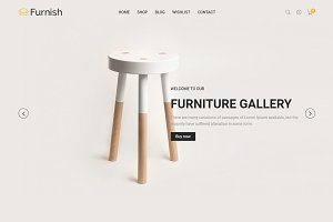Furnish Furniture WooCommerce Theme