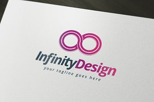 Infinity Design Logo Template