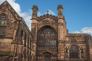 Chester Cathedral church