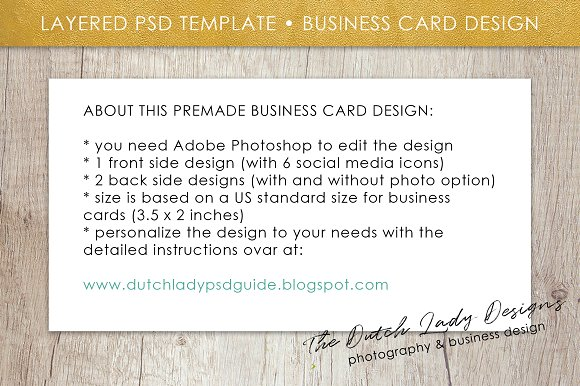 Photoshop business card template 4 business card templates photoshop business card template 4 business card templates creative market reheart Choice Image