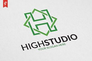 High Studio Logo