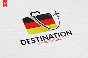 Destination (Germany) Logo