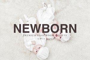 NEWBORN premium LR presets