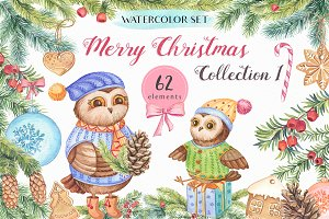 SALE! - Merry Christmas Collection
