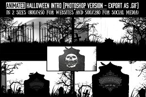 Halloween .gif Generator 4 PhotoShop