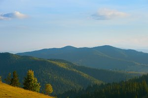 Carpathians Mountains , Romania