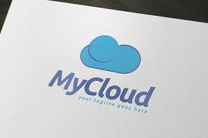 My Cloud Logo Template
