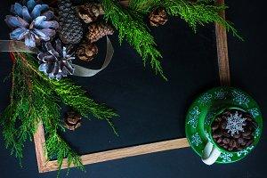 Christmas festive concept