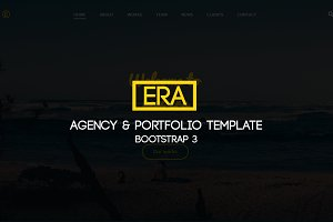 Era - Agency & Portfolio Template