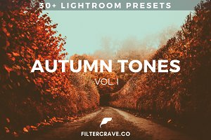 30 Autumn Lightroom Presets