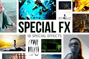 10 Special FX for Photos