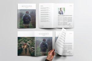 A5 Wonderer Magazine