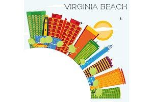 Virginia Beach Skyline
