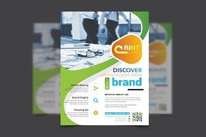 Branding Flyer