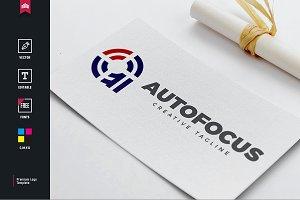 Auto Focus Logo