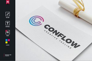 Conflow Logo