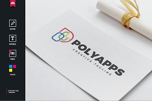Poly Apps Logo