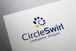 Circle Swirl Logo