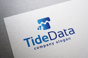 Tide Data Logo